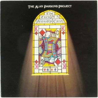 ALAN PARSONS PROJECT 1980 The Turn Of A Friendly Card