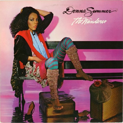 DONNA SUMMER 1980 The Wanderer