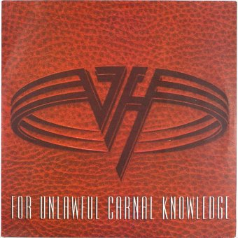 VAN HALEN 1993 For Unlawful Carnal Knowledge