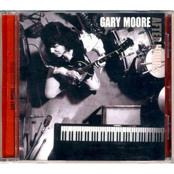 GARY MOORE 1992 After Hours