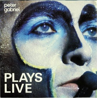 PETER GABRIEL 1983 Plays Live