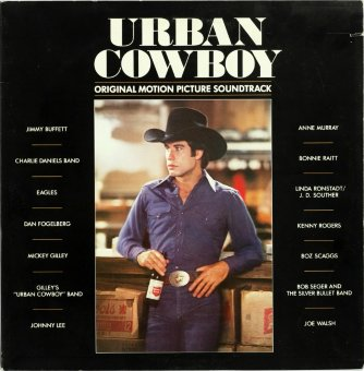 URBAN COWBOY 1980 (Original soundtrack)
