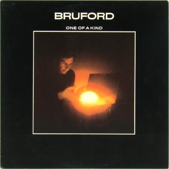 BRUFORD 1979 One Of A Kind