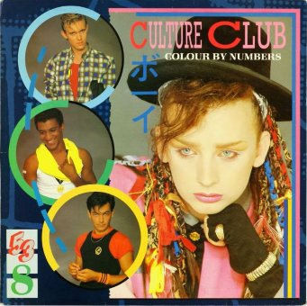 CULTURE CLUB 1983 Colour By Numbers
