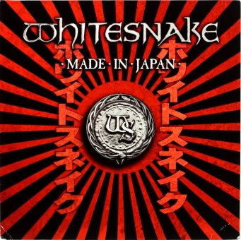 WHITESNAKE 2013 Made In Japan