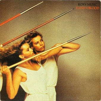 ROXY MUSIC 1980 Flesh + Blood