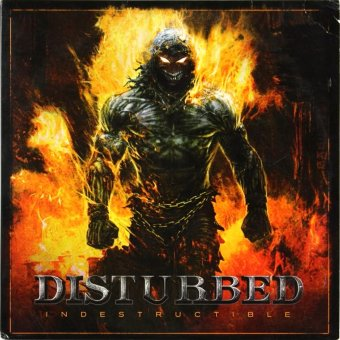 DISTURBED 2008 Indestructible