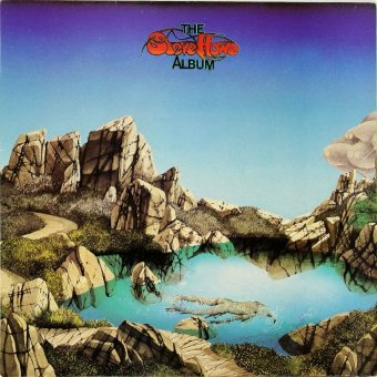 STEVE HOWE 1979 The Steve Howe Album