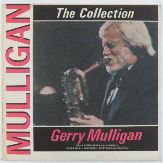 MULLIGAN, GERRY 1990 The Collection