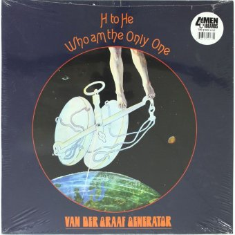 VAN DER GRAAF GENERATOR 1970 H To He Who Am The Only One