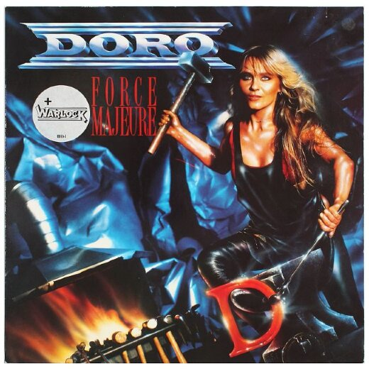 DORO 1989 Force Majeure