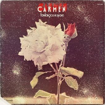 CARMEN 1973 Fandangos In Space