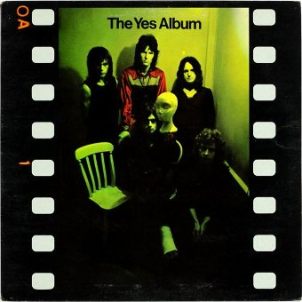 YES 1970 The Yes Album