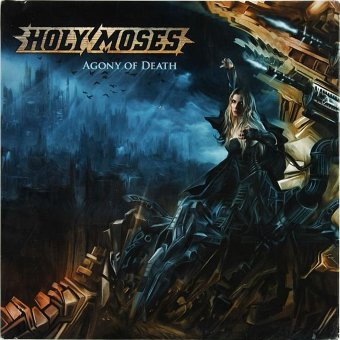 HOLY MOSES 2008 Agony Of Death