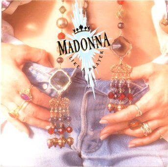 MADONNA 1989 Like A Prayer