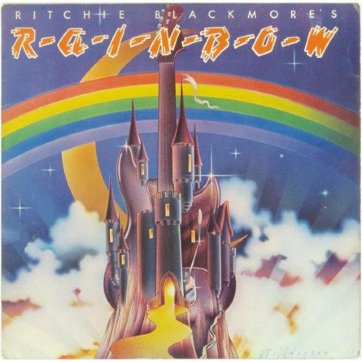 RAINBOW 1975 Ritchie Blackmore's Rainbow