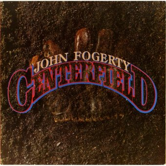 JOHN FOGERTY 1985 Centerfield