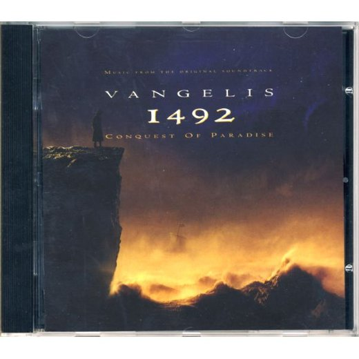 VANGELIS 1992 1492 - Conquest Of Paradise