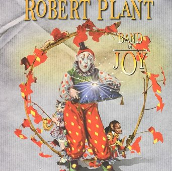 ROBERT PLANT 2008 Band Of Joy