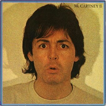 PAUL McCARTNEY 1980 McCartney II