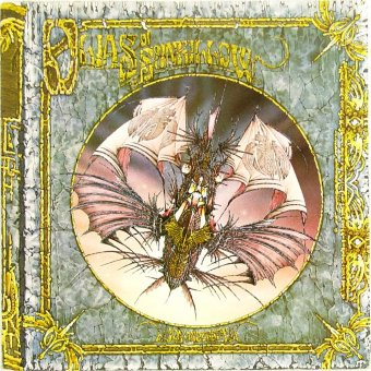 JON ANDERSON 1976 Olias Of Sunhillow