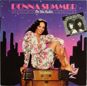 DONNA SUMMER 1979 On The Radio (Greatest Hits)