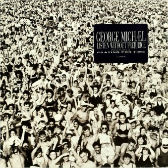 GEORGE MICHAEL 1990 Listen Without Prejudice