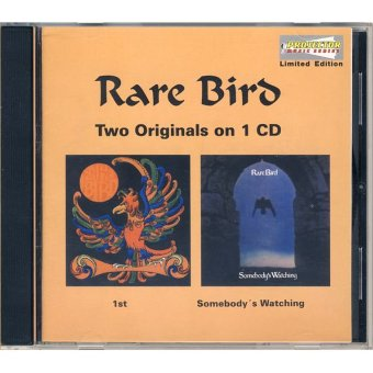 RARE BIRD 2000 1st / Somebody's Watching