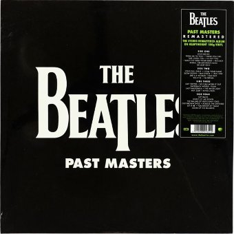 BEATLES 1988 Past Masters