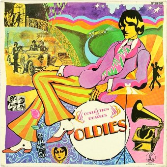 BEATLES 1966 A Collection Of Beatles Oldies