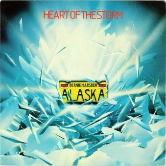ALASKA 1984 Heart Of The Storm