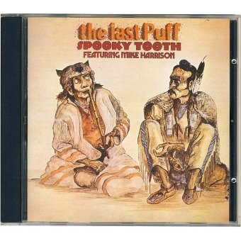 SPOOKY TOOTH 1970 The Last Puff
