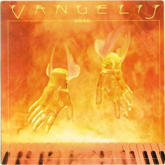 VANGELIS 1975 Heaven And Hell