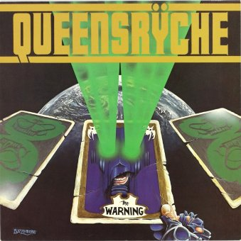 QUEENSRYCHE 1984 The Warning