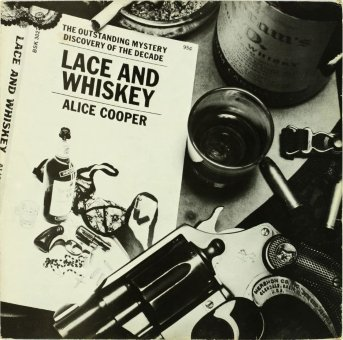 ALICE COOPER 1977 Lace And Whiskey