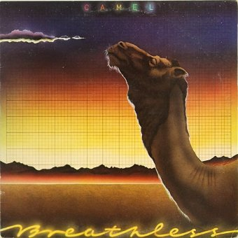CAMEL 1978 Breathless
