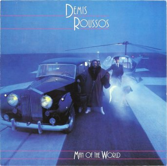 DEMIS ROUSSOS 1980 Man Of The World