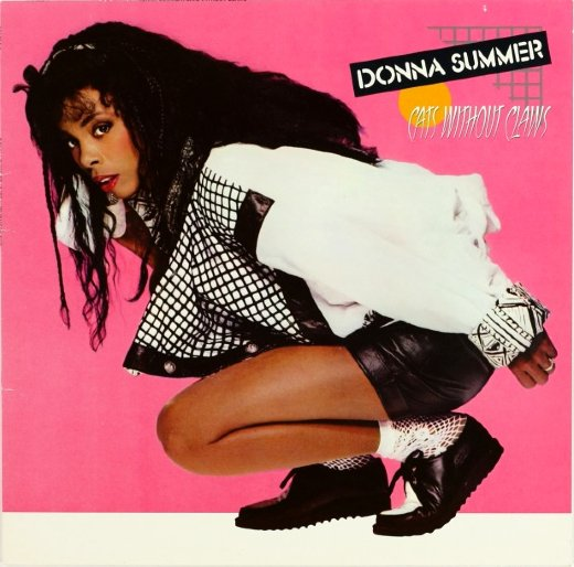 DONNA SUMMER 1984 Cats Without Claws