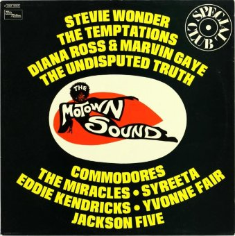 MOTOWN SOUND 1974 (Various artists)