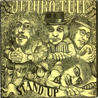JETHRO TULL 1969 Stand Up