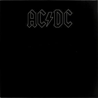 AC/DC 1980 Back In Black