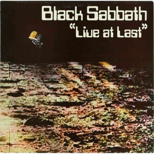 BLACK SABBATH 1980 Live At Last