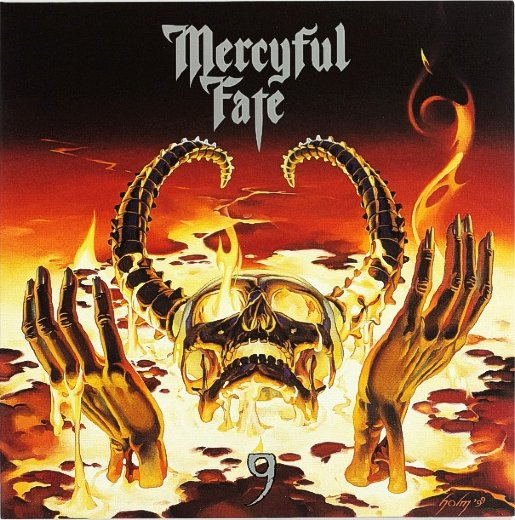 "MERCYFUL FATE 1999 ""9"""